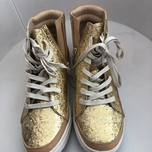 Sparkly Ugg Sneakers